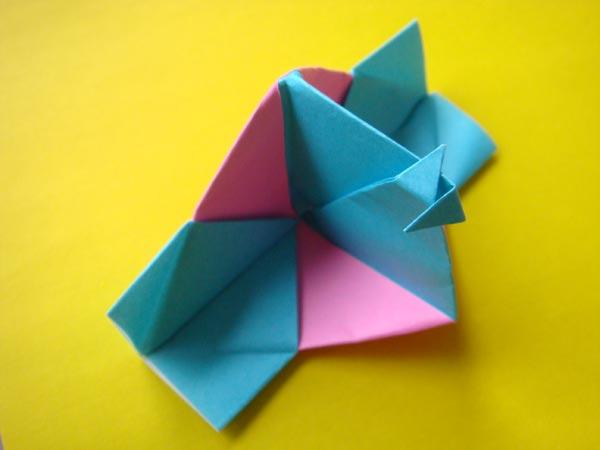 バラ 折り紙 : 折り紙 カメラ 作り方 : divulgando.net