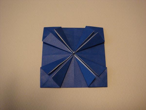 すべての折り紙 折り紙メダルの作り方 : 勲章メダルの作り方: うつわい ...