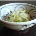渦巻き紋小鉢