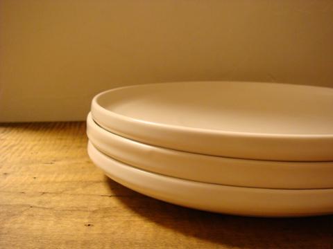 丸皿(マット)