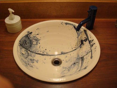 洗面ボール Ⅲ(rakuen)